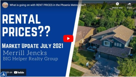 What is going on with RENT PRICES in the Phoenix Metro area?!
