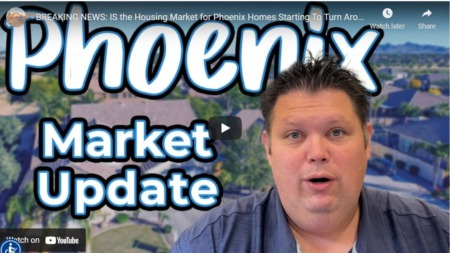 Is the Phoenix housing market is slowing down?