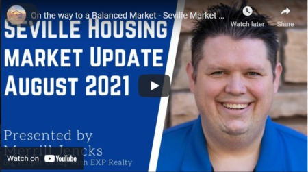 On the way to a Balanced Market - Seville Market Update August 2021