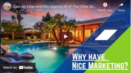 Gain An Edge and Win Against All of The Other Sellers By Having Excellent Marketing!