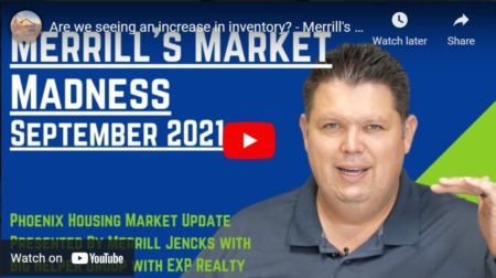 Are we seeing an increase in inventory? - Merrill's Market Madness #68