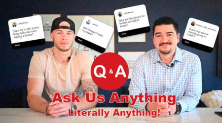 Ask us anything, literally anything!