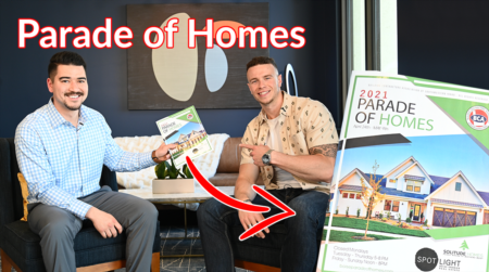 Parade of homes in Boise ID
