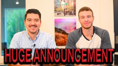Huge announcement!