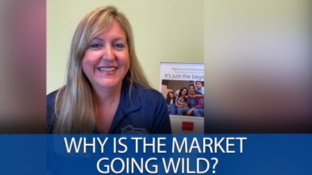 Q: Why Is the Market Going Wild?