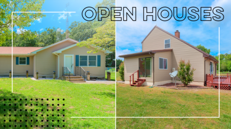 Open Houses Featured This Weekend in Milton and Dagsboro