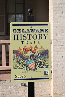 Discovering Delaware History on the History Trail