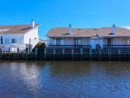 Canal-Side Home in Millsboro Offers Easy Access to the Indian River