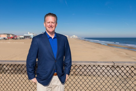 Oldfather Group Realtor Spouts Health Benefits of Living at the Beach