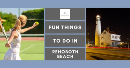 Fun Things to Do in Rehoboth Beach, DE: Outdoor Adventures, Shopping, Nightlife, & More [2021 Guide]