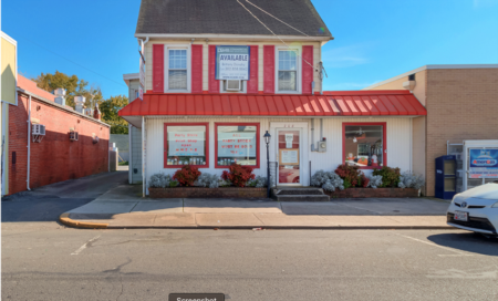 Downtown Millsboro Commercial Property is Perfectly Nestled on One of the Region's Major Beach Routes