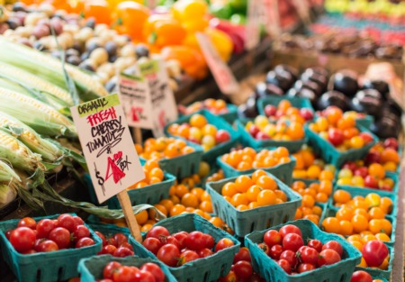Farmers' Markets In The Woodlands TX