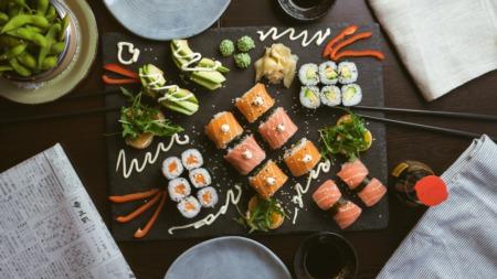 Best Sushi Restaurants in The Woodlands TX