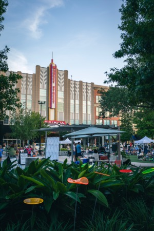 The Woodlands Waterway in Town Center, The Woodlands TX