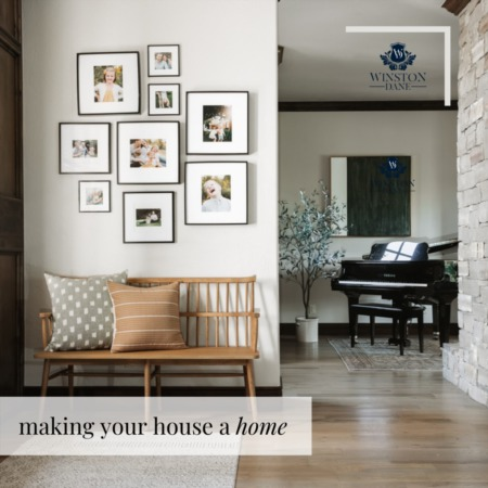 How To Transform Your House Into A Home