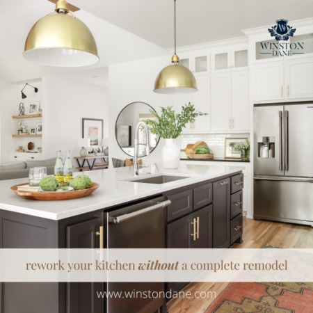 Renovate Your Kitchen Without A Complete Makeover