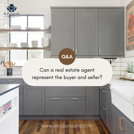 Can A Real Estate Agent Represent Both The Buyer And The Seller??