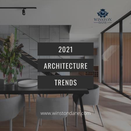 2021 Architecture Trends