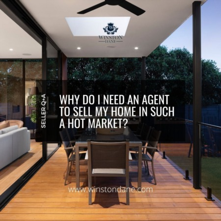 Why Do I Need An Agent To Sell My Home In Such A Hot Market?