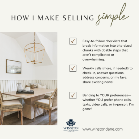 How I Make Selling Simple