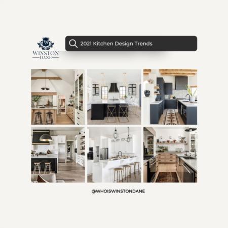 2021 Kitchen Design Trends