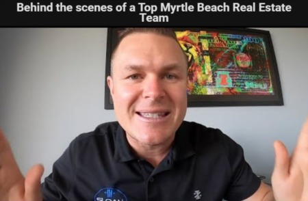 Behind The Scenes Of Myrtle Beach Top Realtor's Team