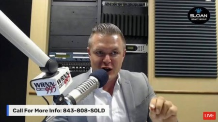 Myrtle Beach Real Estate Radio Show With Blake Sloan 08-28