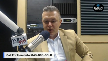 Myrtle Beach Real Estate Radio Show With Blake Sloan 09-18-20