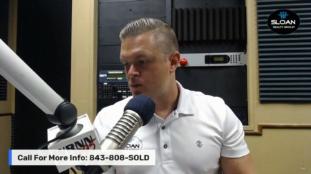 Myrtle Beach Real Estate Radio Show With Blake Sloan 09-25-20