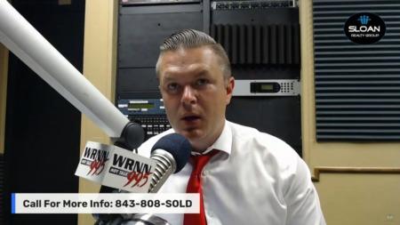 Myrtle Beach Real Estate Radio Show With Blake Sloan 10-02-2020