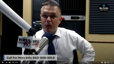 Myrtle Beach Real Estate Radio Show With Blake Sloan 10-16-2020