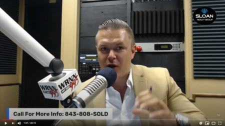 Myrtle Beach Real Estate Radio Show With Blake Sloan 11-13-2020