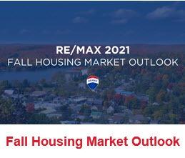 2021 Fall Housing Market Outlook