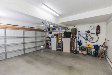 Organize Garage Storage for Seasonal Needs