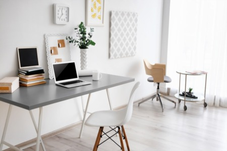 5 Tips for Designing a Home Office