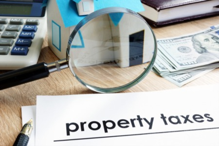 How Property Taxes Factor into Homeownership