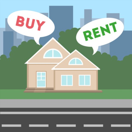 Should You Buy or Rent Your Next Home?