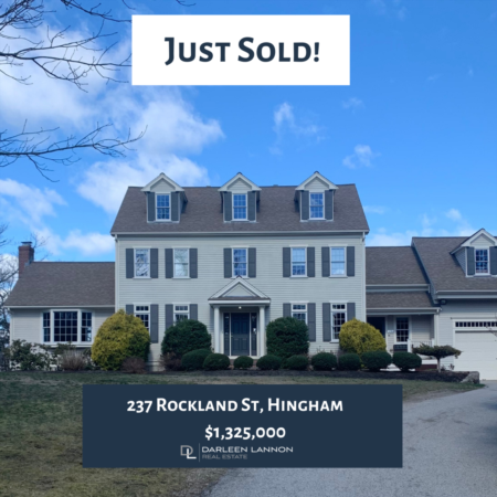 Just Sold 237 Rockland St