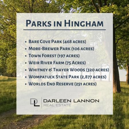 Hingham Parks