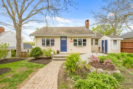 Charming Waterfront Bungalow