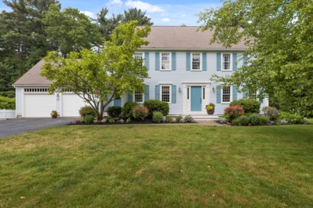 Just Sold 21 Heritage Trail, Scituate