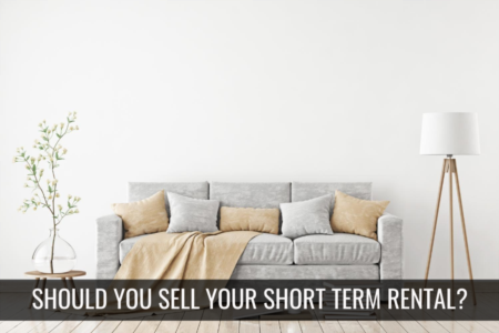 Should I sell my short terms rental