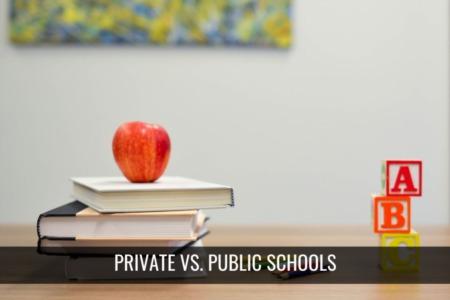 Deciding on Private vs. Public School