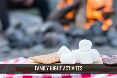 At Home Family Night Activities
