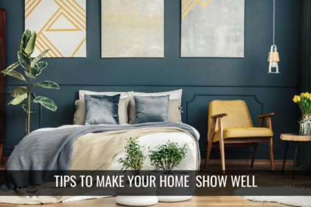 Simple Steps to make your home show well