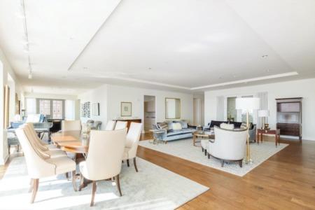 On the Market: Full-Floor Condo Just Off Rittenhouse Square