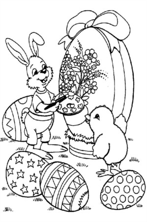 2021 SPRING COLORING CONTEST
