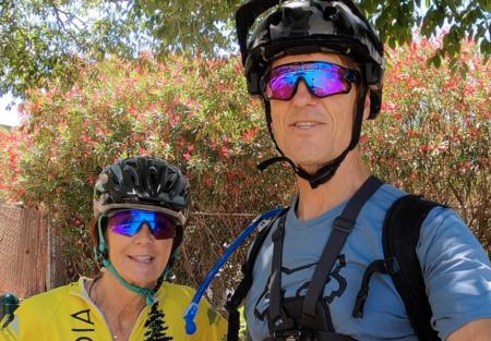 Campbell Park to Lexington Dam Bike Ride