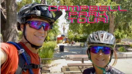 Campbell Park Tour