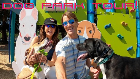 Dog Park Tour to Butcher, LG Creek and Saratoga Creek